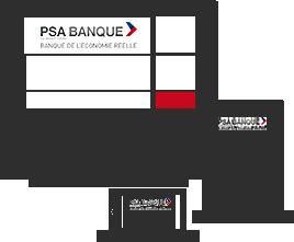 contact psa banque