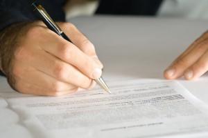 gestion sous mandat signature