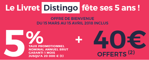 Offre PSA Banque Mars 2018